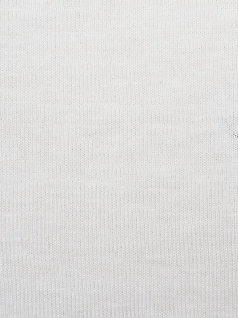 Pure Hemp Mid-Weight Jersey Fabric ( KJ08024 Natural )