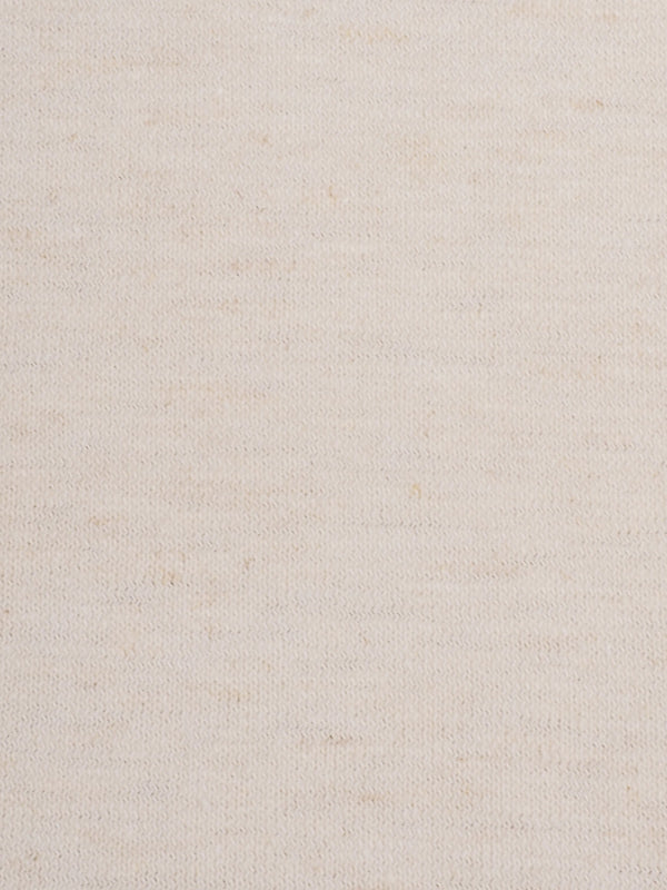 Linen & Organic Cotton Mid-Weight Jersey Fabric(KJ13851)