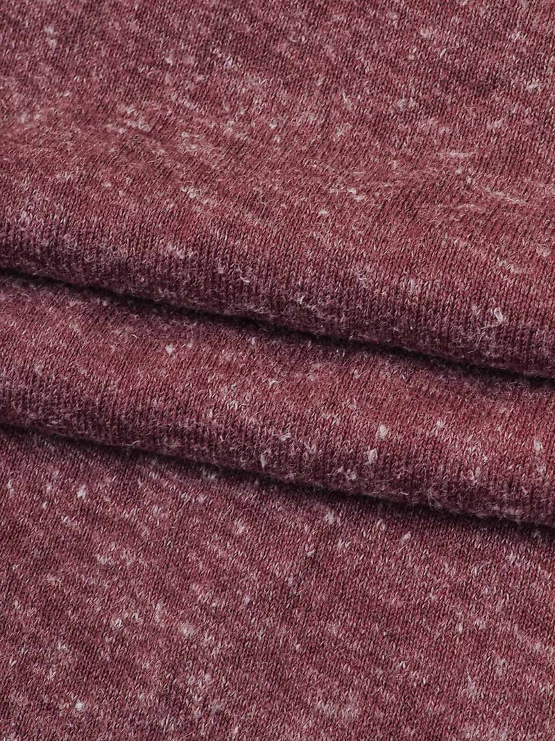 Hemp & Recycled Poly Mid-Weight Jersey Fabric ( KJ14061, Three Colors Available  )