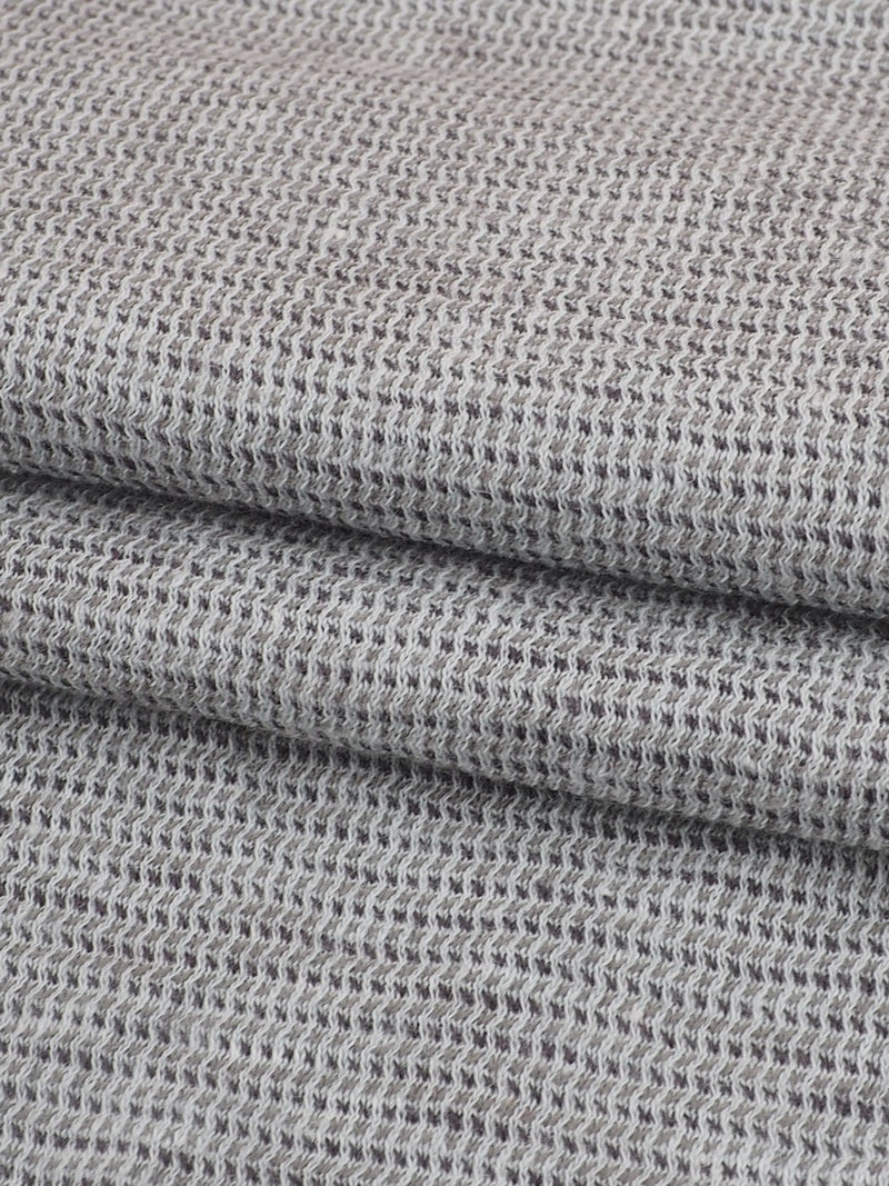 Hemp & Organic Cotton Light Weight Jersey Fabric ( KJ17826 Two Colors Available ) - Hemp Fortex