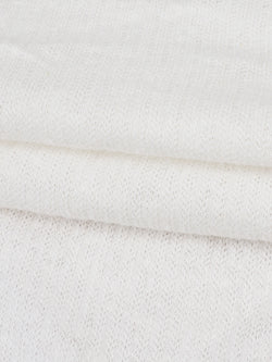 Hemp & Organic Cotton Light Weight Jacquard Stripe Jersey Fabric(KJ21C905)