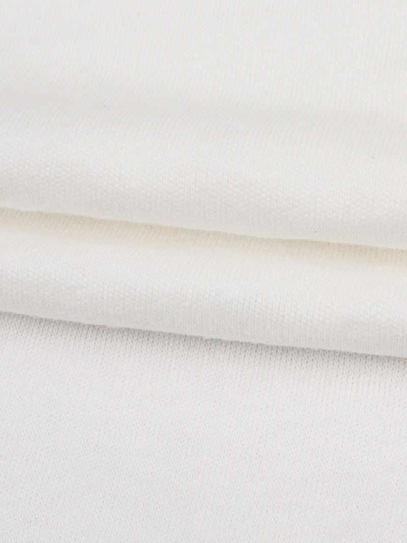 Hemp & Organic Cotton Mid-Weight Interlock Fabric(KL30B949)