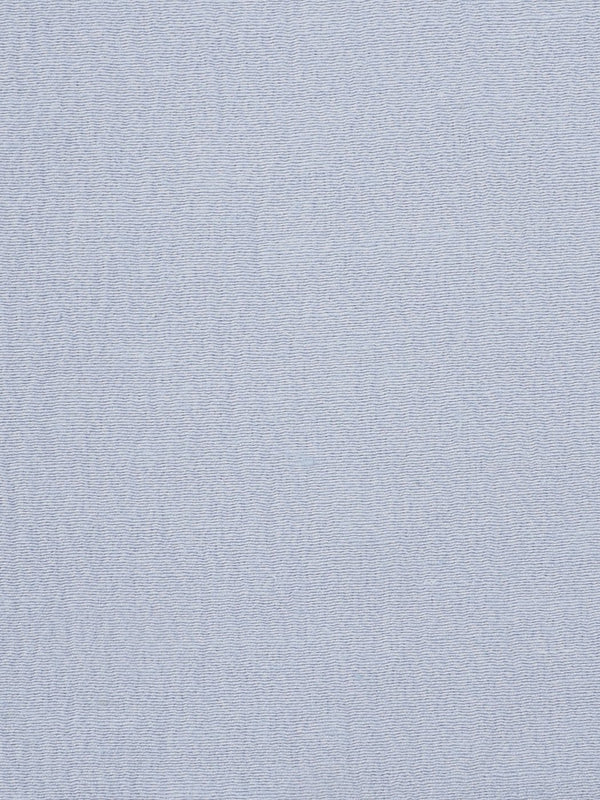 Hemp, Silk & Organic Cotton Light Weight Crinkle Fabric ( HS605 Oyalblue )