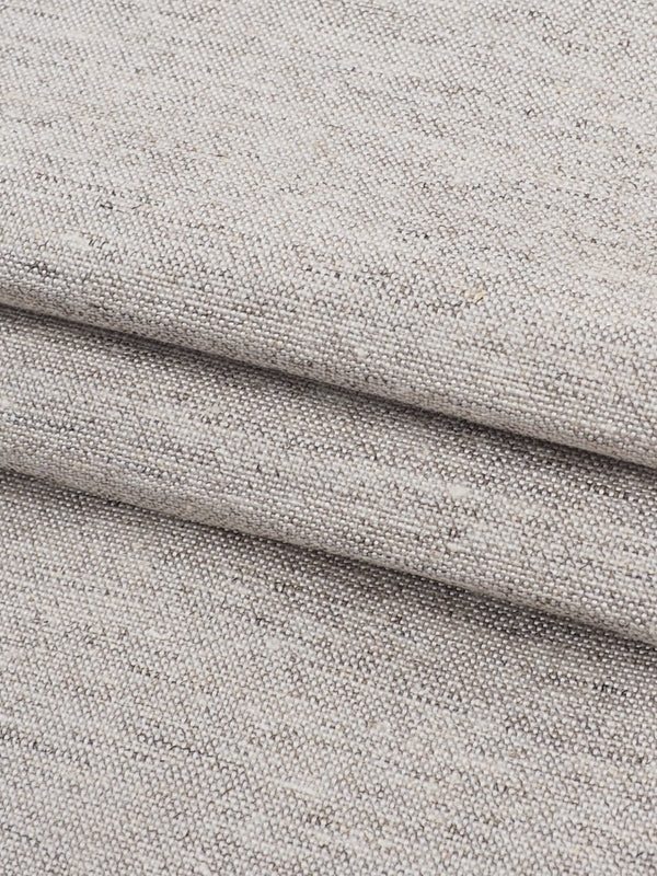 Hemp, Silk & Yak Light Weight Plain Fabric ( HS762 )