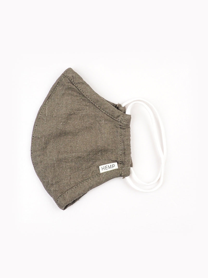 Hemp & Organic Cotton Blended Cloth Mask - (24 Cloth Masks In Total)- Free Shipping