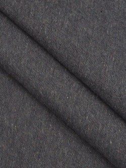 Hemp, Organic Cotton & Recycled Hemp Fabric(RE56A129C Dark Grey) - Hemp Fortex
