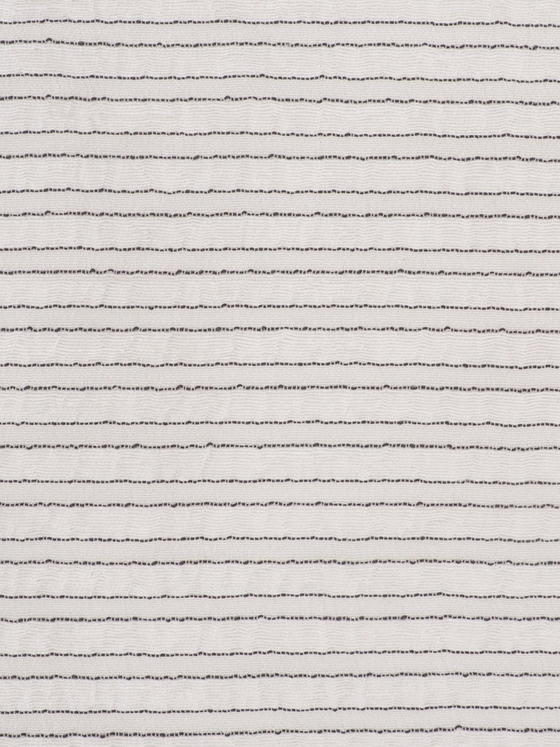 Hemp & Silk Light Weight Stripe Crinkle Yarn Dyed Fabric(SH147A364)