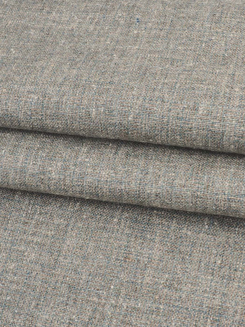 Hemp & Recycled Poly Mid-Weight Plain Fabric ( TW06101 )