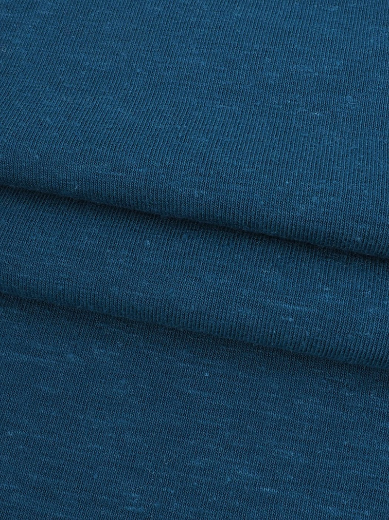 Hemp & Organic Cotton Light Weight Stretched Jersey Fabric ( KJ08329 Three Colors Available )