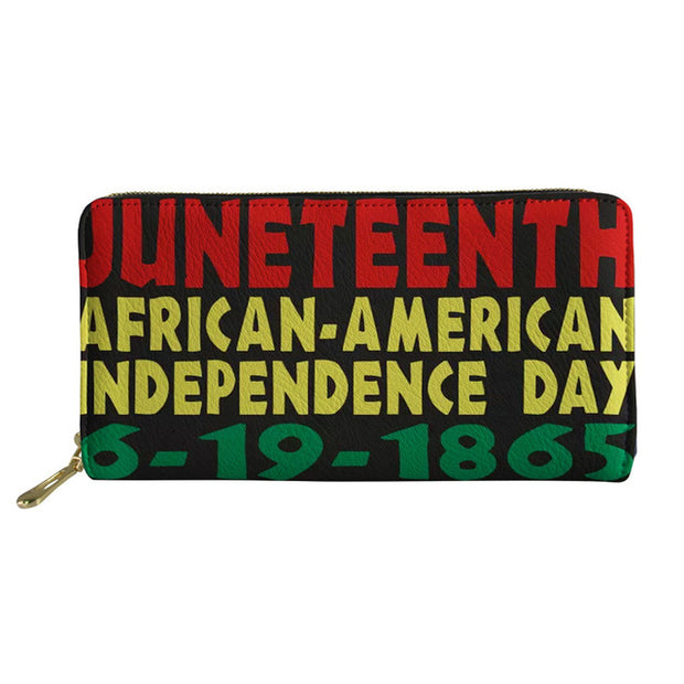 NOISYDESIGNS Juneteenth African African American Independence Day Printing Handbags - Serac Sunglasses Online
