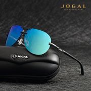 JOGAL Classic Mens Sunglasses Polarized UV400 - Serac Sunglasses Online