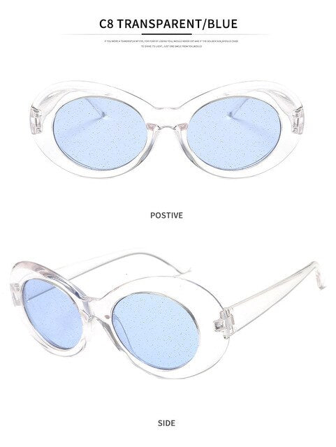 Sunglasses Glitter Lenses 2020 Oval - Serac Sunglasses Online