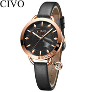 CIVO Fashion Watch Women Waterproof - Serac Sunglasses Online