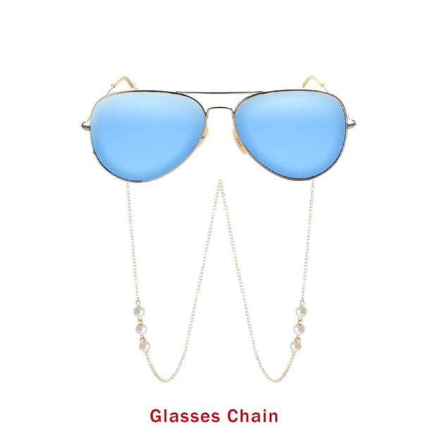 MLING 20 Style Vintage Metal Sunglasses Cords - Serac Sunglasses Online