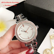 Women Watches Bracelet Set Gifts With Box - Serac Sunglasses Online