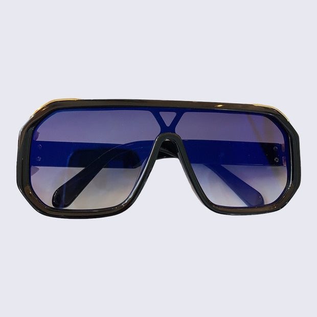 Hot Oversized Sunglasses Women Luxury
