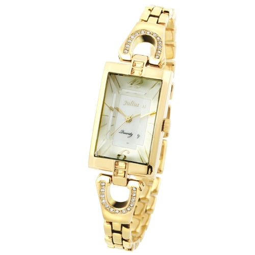 Julius Women Quartz Watch Rectangle Waterproof - Serac Sunglasses Online