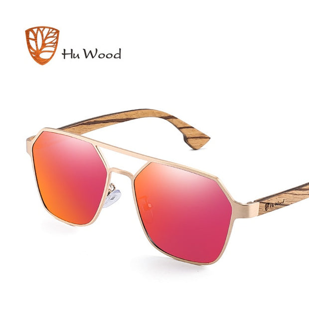 Hu Wood Sunglasses - Serac Sunglasses Online