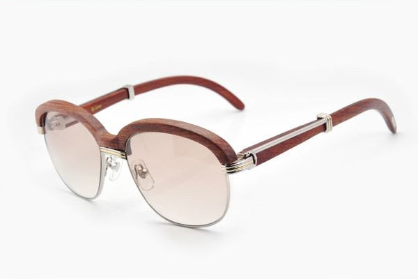 Classic Mens Sunglasses Wooden Carter