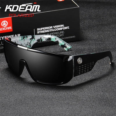 Windproof Men Sport Sunglasses - Serac Sunglasses Online
