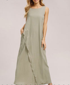 Olive Dress - Cocoa Couture Miami - Clothing Boutique