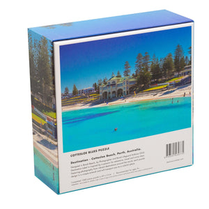 cottesloe Blues Puzzle