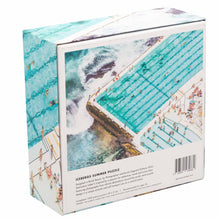 Load image into Gallery viewer, Bondi Beach Puzzle (Icebergs Summer)