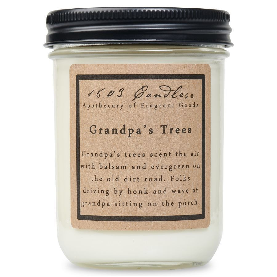 Grandpa's Trees Soy Candle