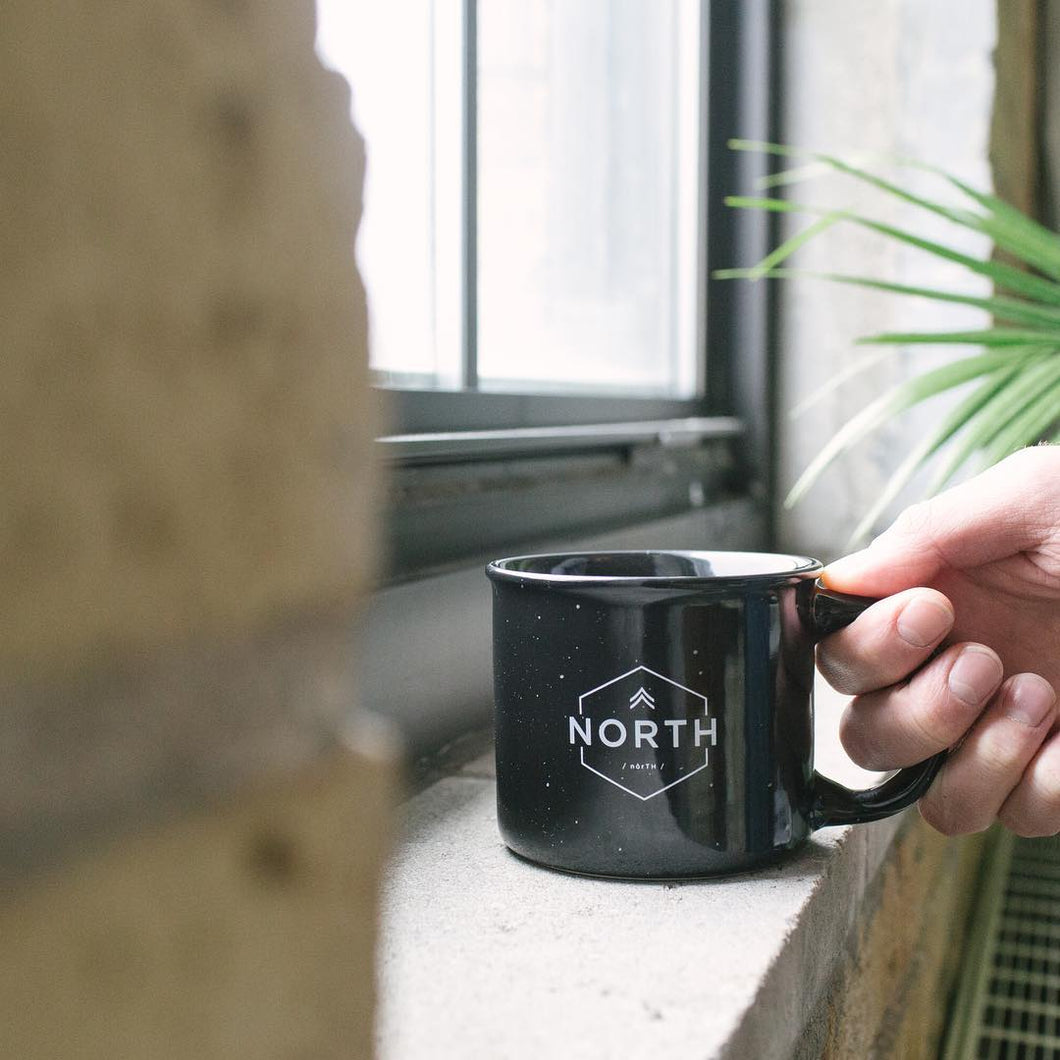 North Coffee Mug