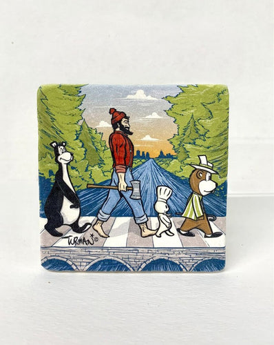 MN Abbey Road Coaster