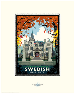 American Swedish Institute Fall - Landmark Series Card