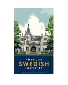 American Swedish Institute - Landmark Series Card