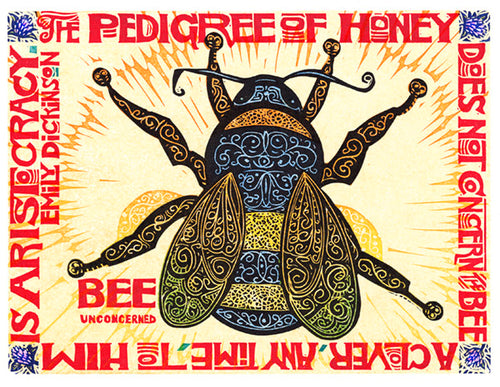 Pedigree of Honey Card