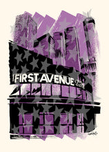 First Ave Postcard