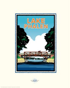 Lake Phalen - Landmark Series Card