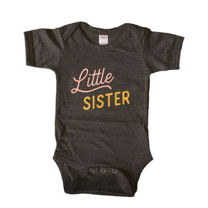 Little Sister Onesie