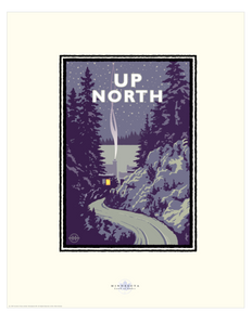 Up North - Landmark Series Card