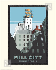 Mill City Museum Day - Landmark Series