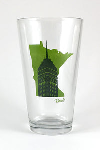 Foshay Pint Glass