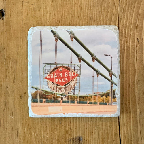 Grain Belt Coaster