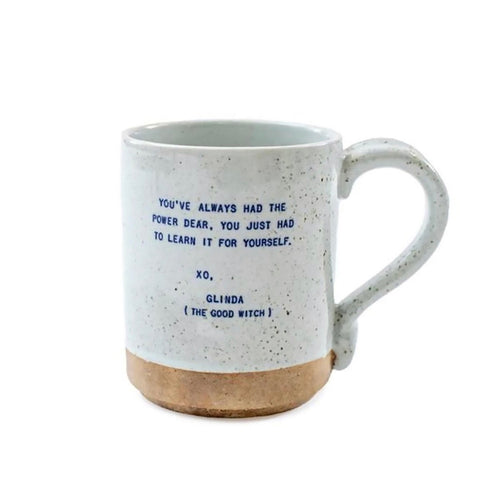 Wizard of Oz Quote Mug