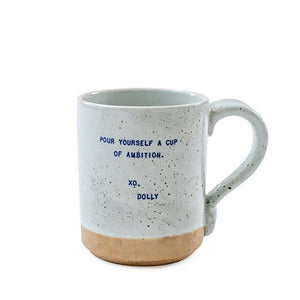 Dolly Quote Mug