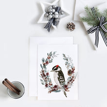 Winter Birds Greeting Card Set