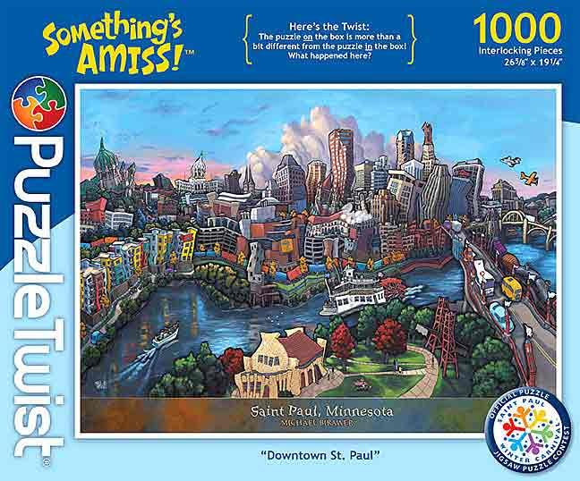Downtown St. Paul Puzzle