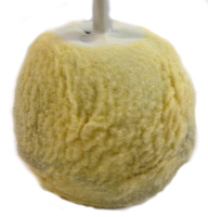 Piña Colada Caramel Apple