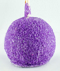 Purple Haze Caramel Apple