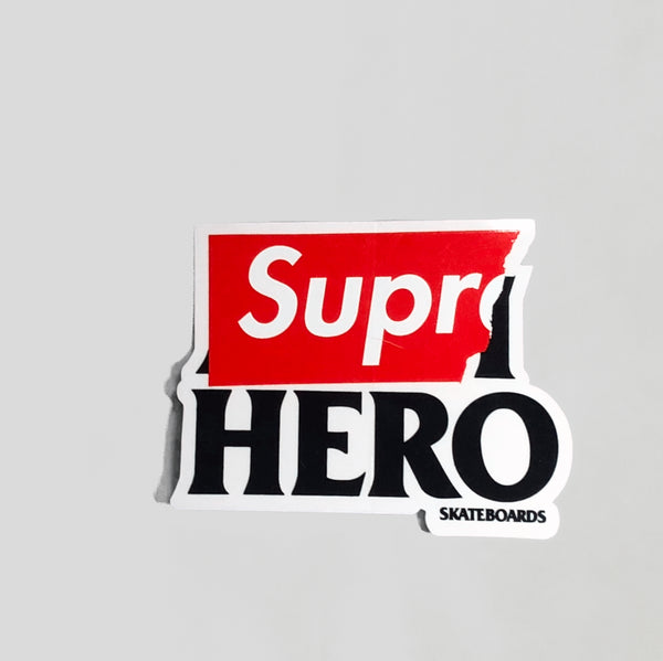 Supreme/Antihero Sticker Small