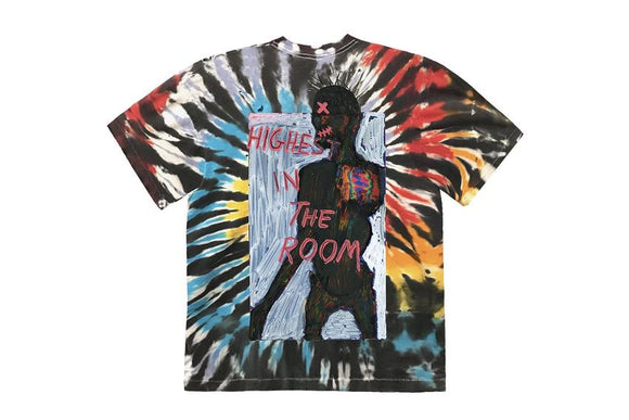 Travis Scott HITR PAINTING T-SHIRT