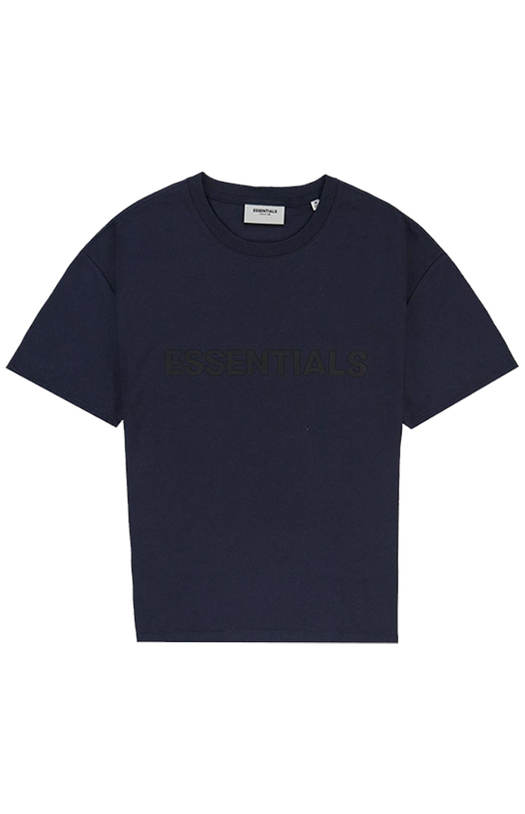 Fear Of God Essentials Navy T-Shirt