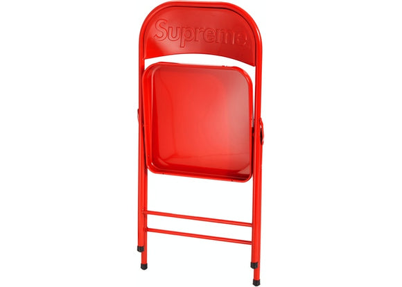 Supreme Metal Folding Chair